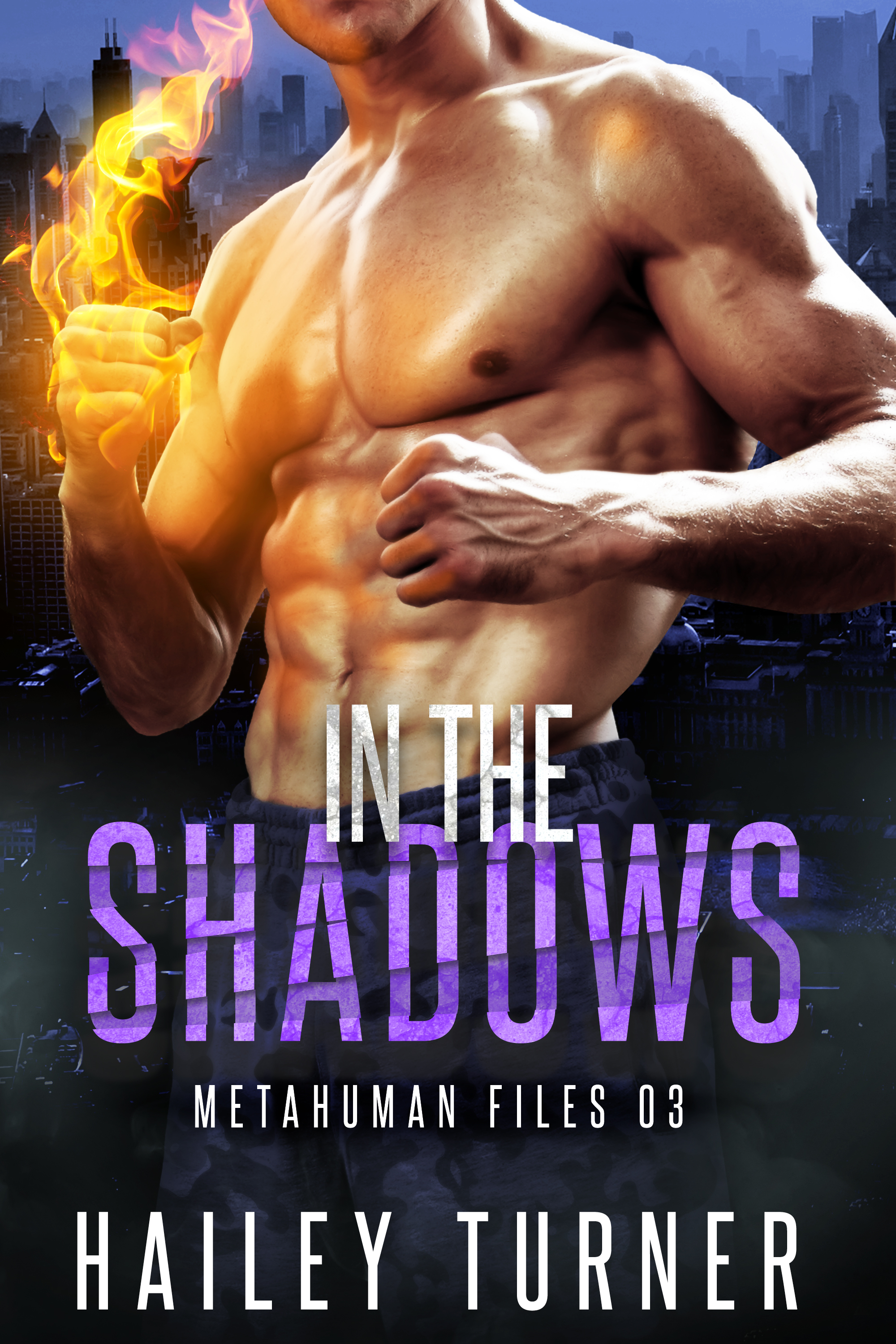 Guest Post: In the Shadows by Hailey Turner