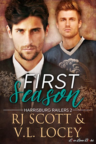 Guest Post and Giveaway: First Season by RJ Scott and V.L. Locey