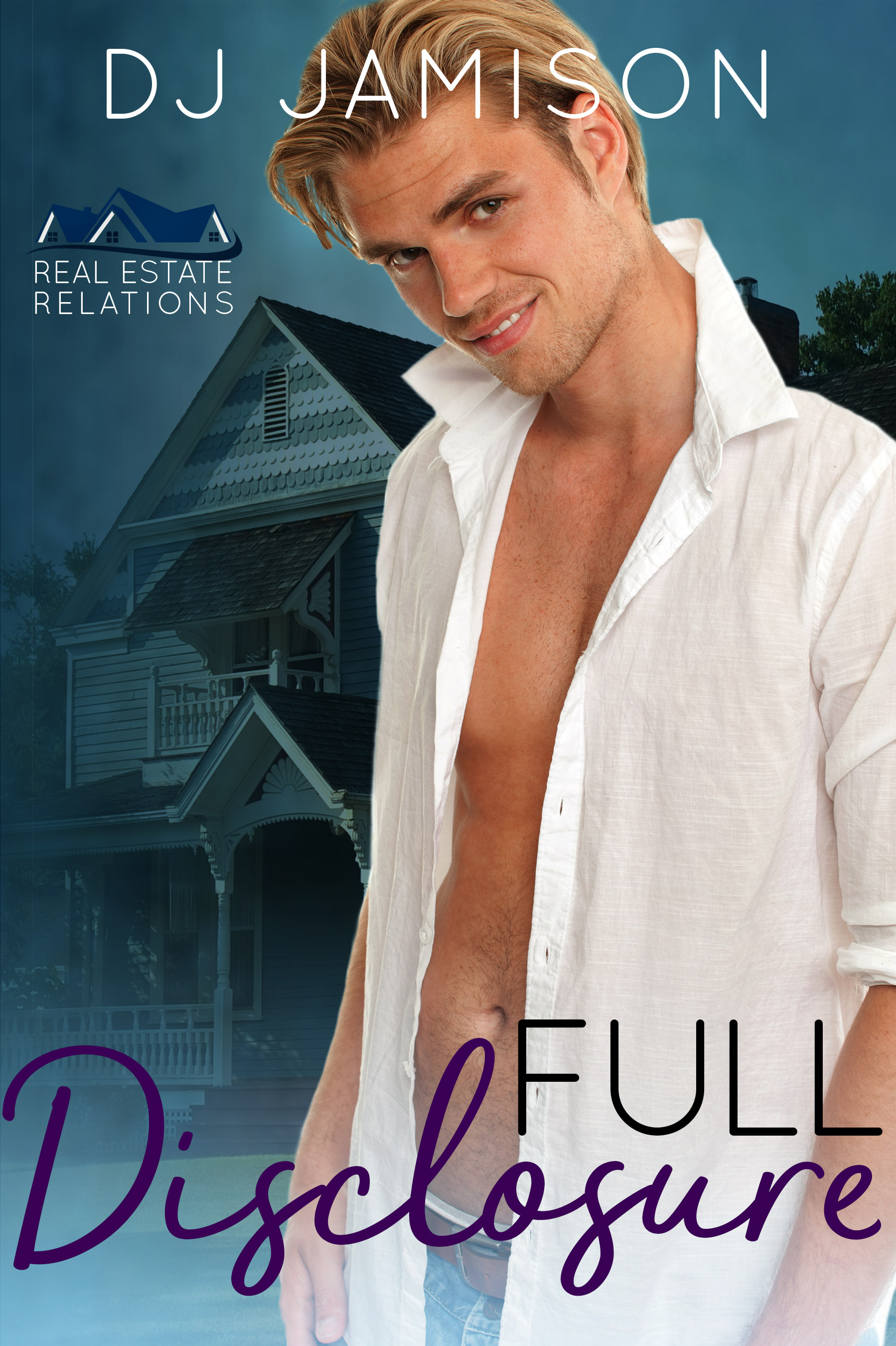 Guest Post and Giveaway: Full Disclosure by D.J. Jamison
