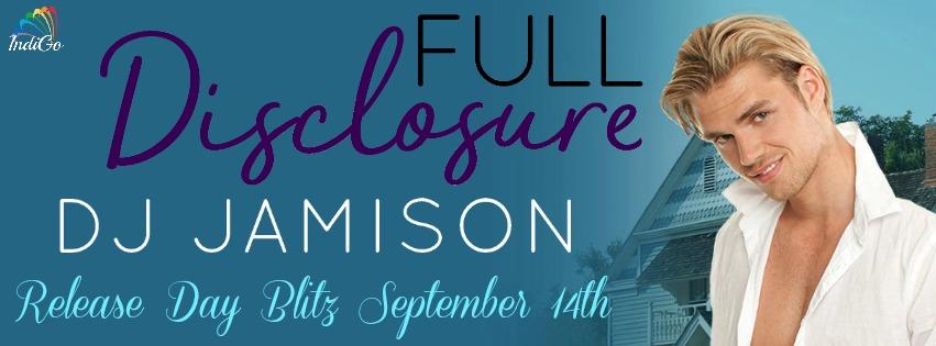 Full Disclosure Tour Banner