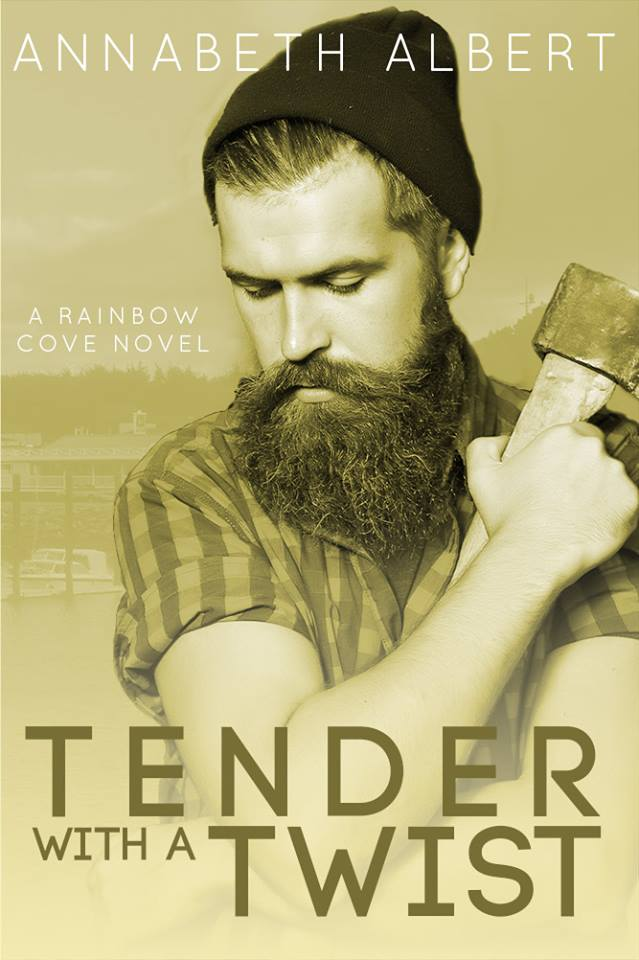 Excerpt and Giveaway: Tender With A Twist by Annabeth Albert
