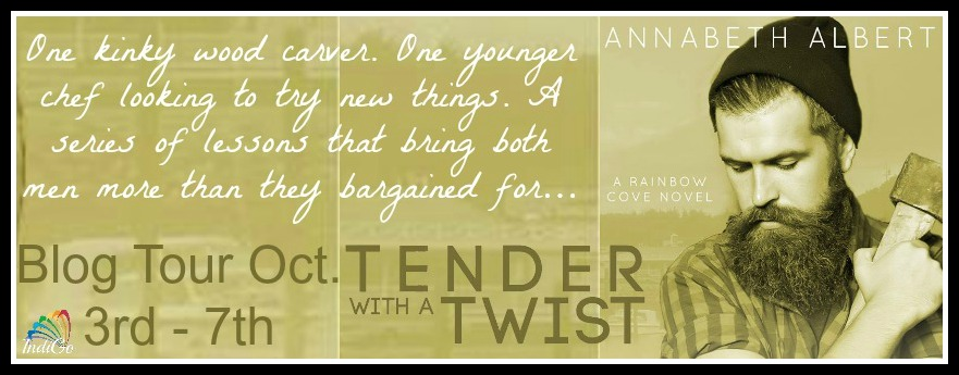 Tender with a Twist Tour Banner