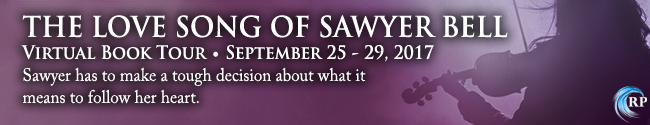 The Love Song of Sawyer Bell Tour Banner