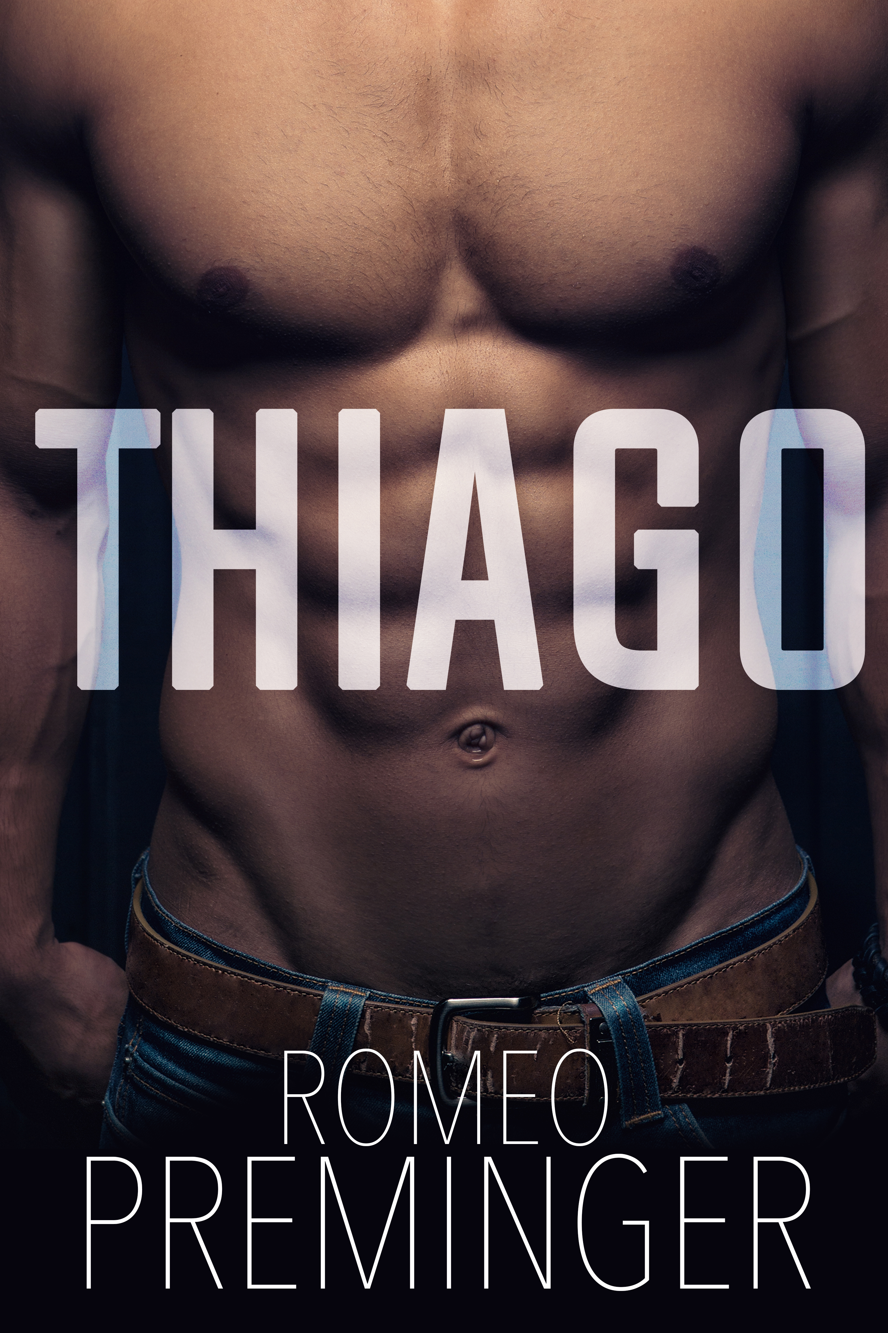 Guest Post and Giveaway: Thiago by Romeo Preminger