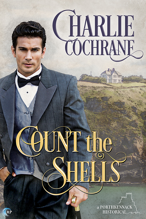 Guest Post and Giveaway: Count the Shells by Charlie Cochrane