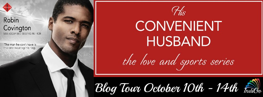 His Convenient Husband Blog Tour Banner