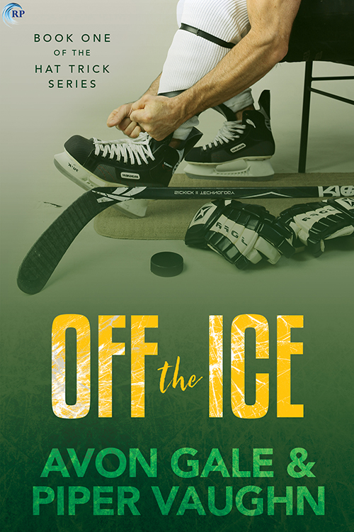 Guest Post and Giveaway: Off the Ice by Avon Gale and Piper Vaughn