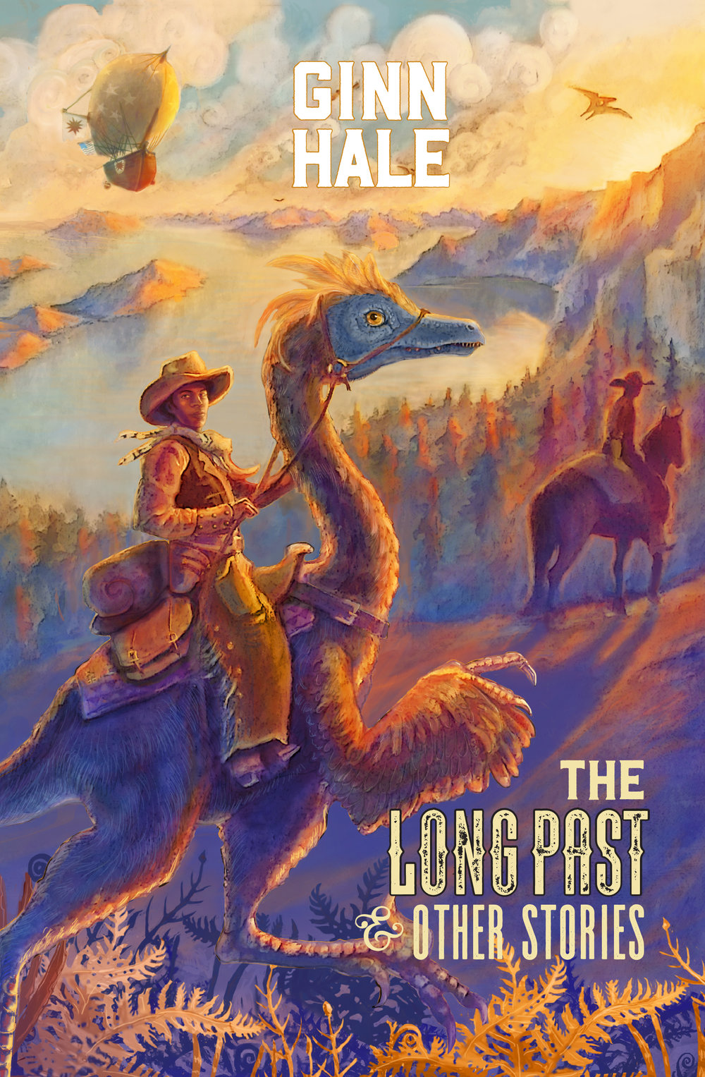 Guest Post and Giveaway: The Long Past and Other Stories by Ginn Hale