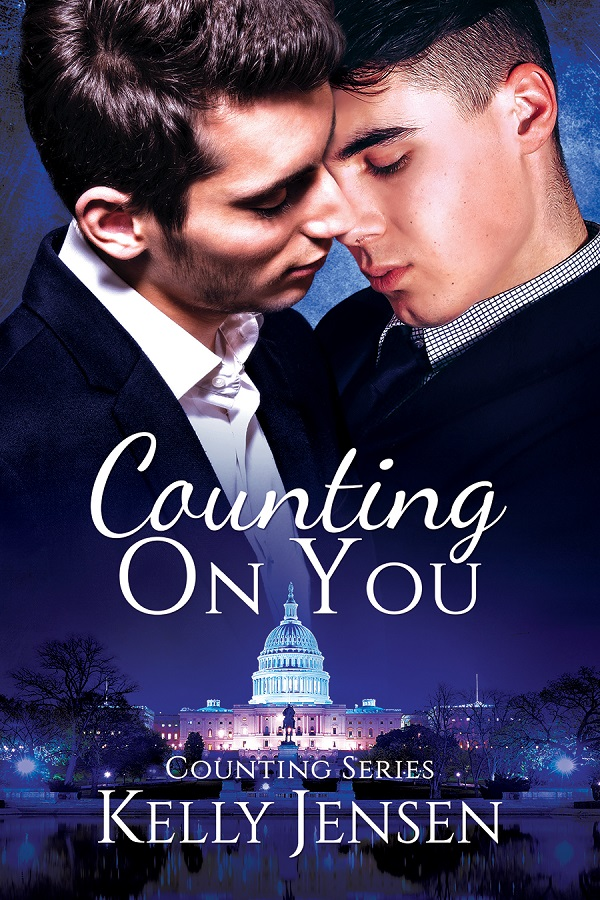 Guest Post and Giveaway: Counting on You by Kelly Jensen