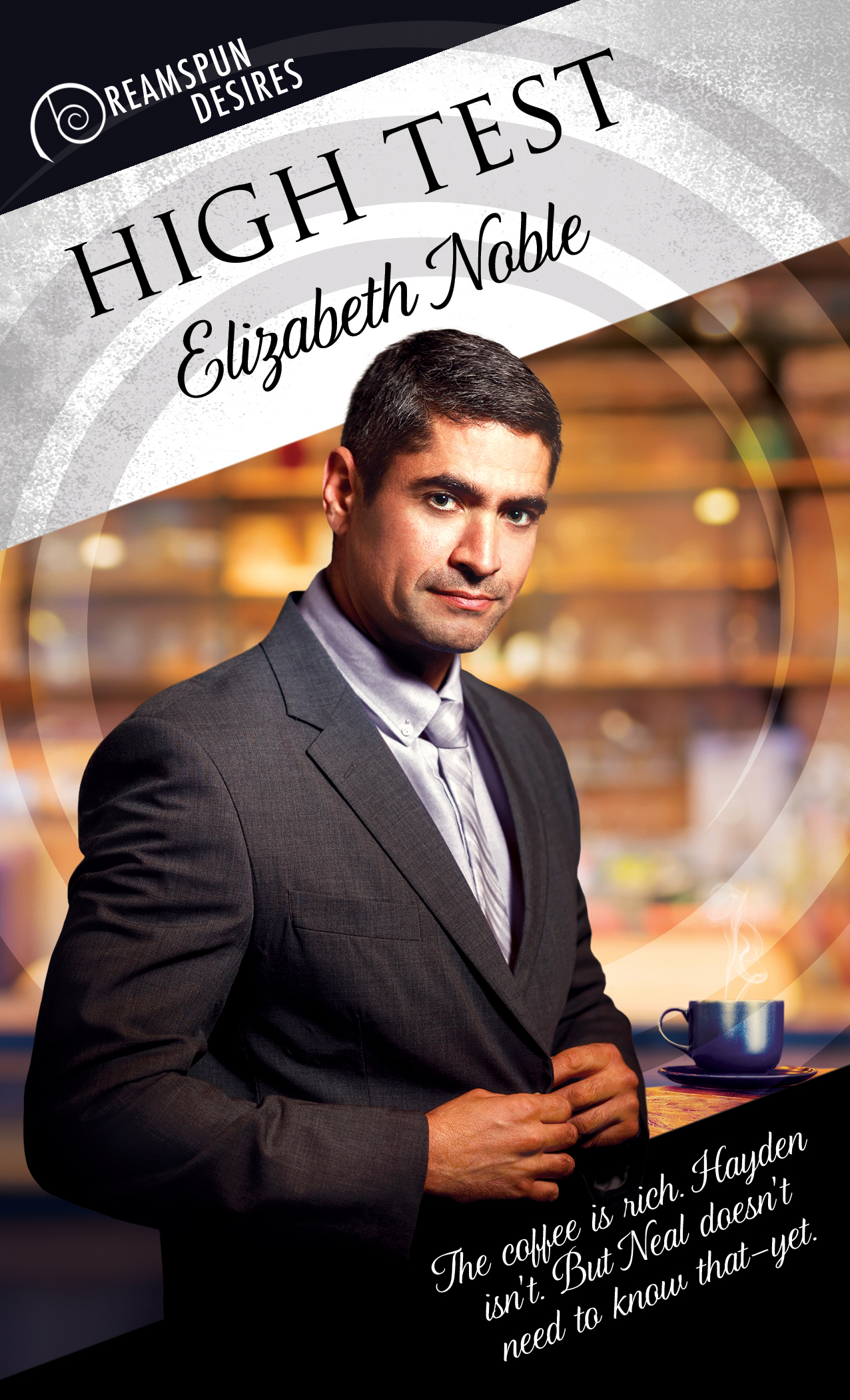 Guest Post and Giveaway: High Test by Elizabeth Noble