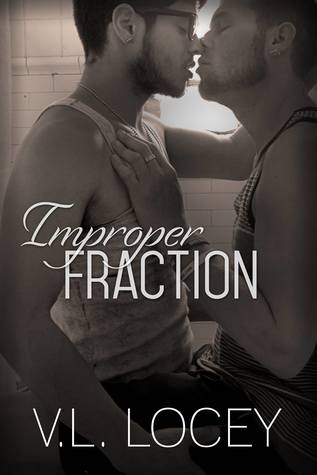 Review: Improper Fraction by V.L. Locey