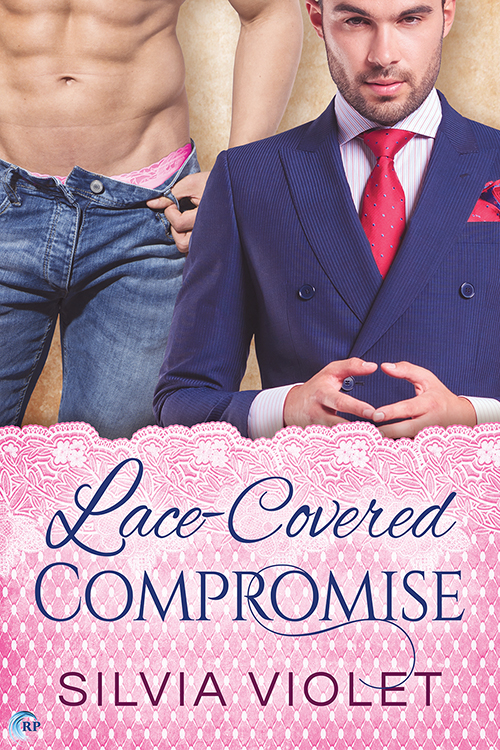 Guest Post and Giveaway: Lace-Covered Compromise by Silvia Violet