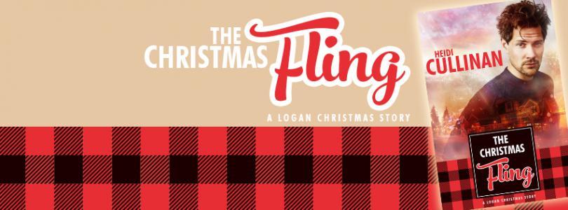 Christmas fling banner
