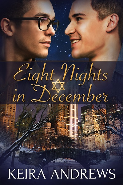 Excerpt and Giveaway: Eight Nights in December by Keira Andrews