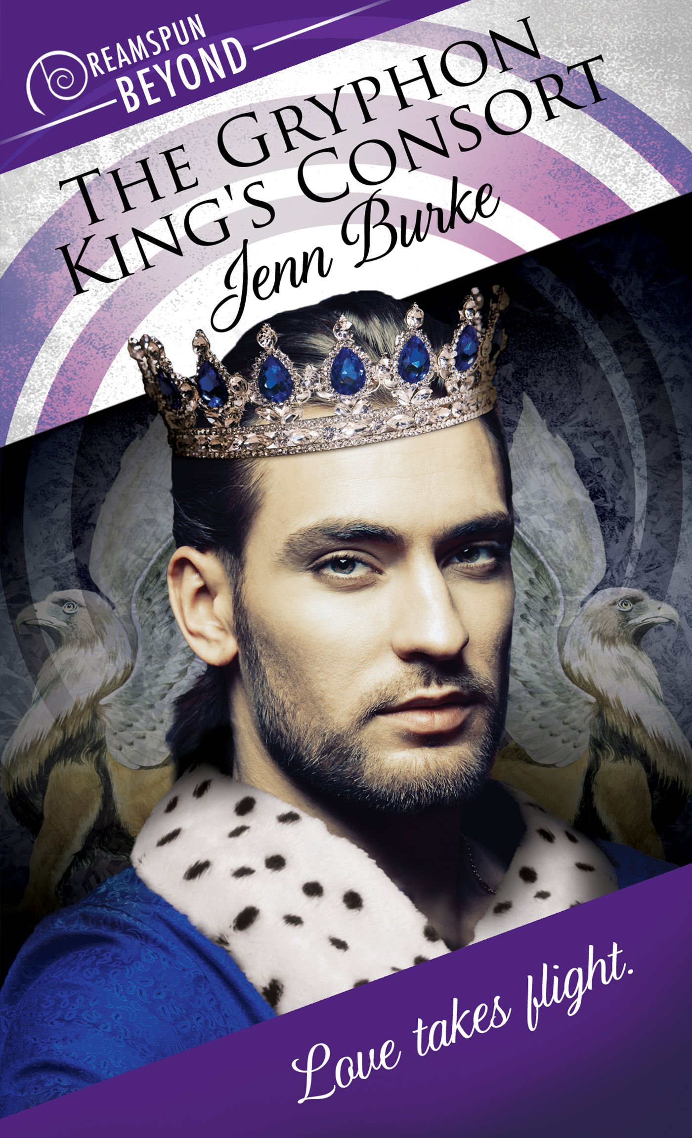 Guest Post and Giveaway: Gryphon King's Consort by Jenn Burke