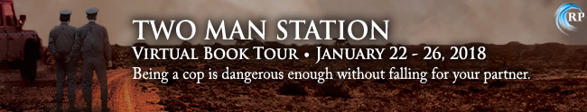 Two Man Station Tour Banner