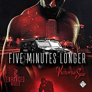 Audiobook Review: Five Minutes Longer by Victoria Sue