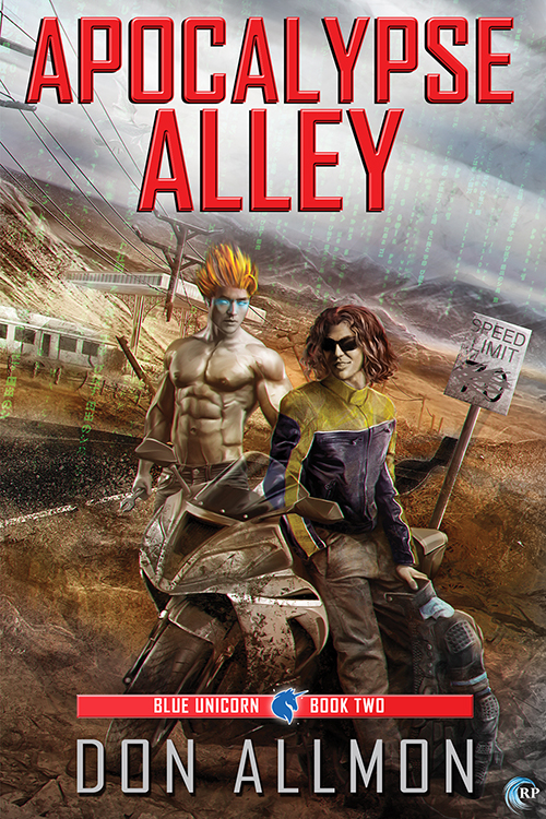 Guest Post and Giveaway: Apocalypse Alley by Don Allmon