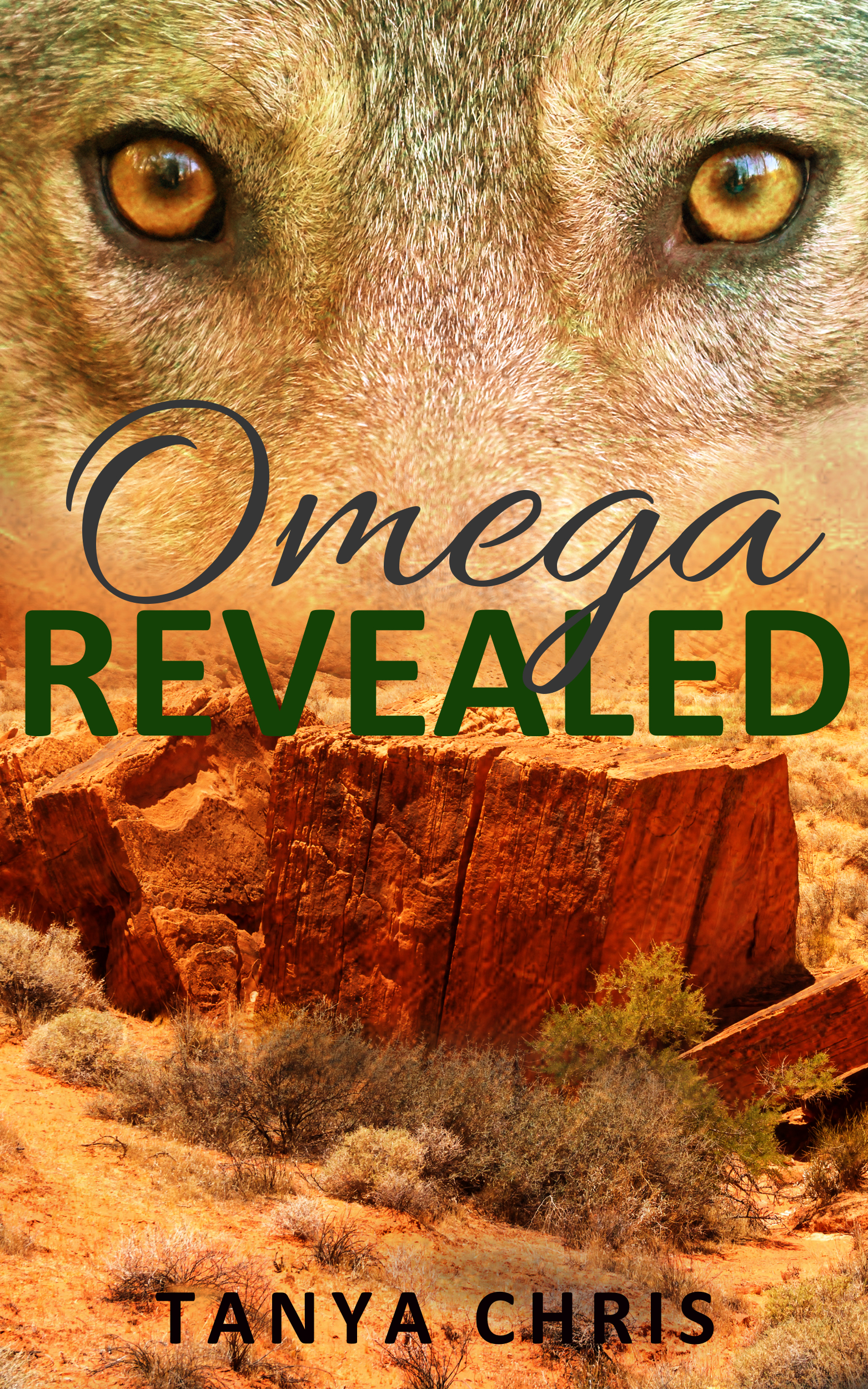 Excerpt and Giveaway: Omega Revealed by Tanya Chris