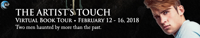 The Artists Touch Tour Banner