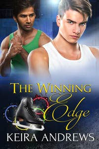 Excerpt and Giveaway: The Winning Edge by Keira Andrews