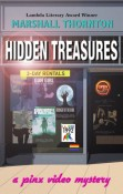 Hidden Treasures (A Pinx Video Mystery #2) by Marshall Thornton