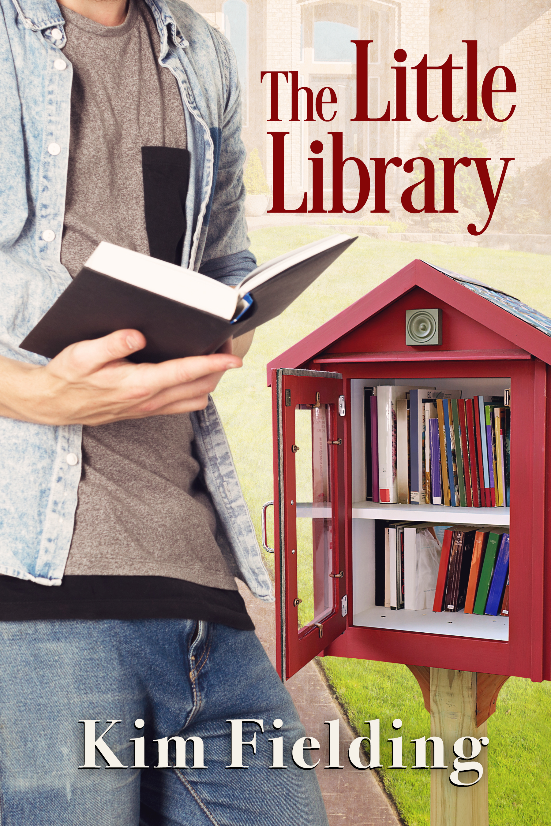 Guest Post: The Little Library by Kim Fielding