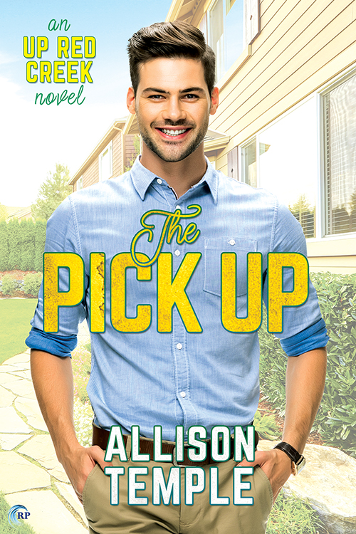 Guest Post and Giveaway: The Pick Up by Allison Temple