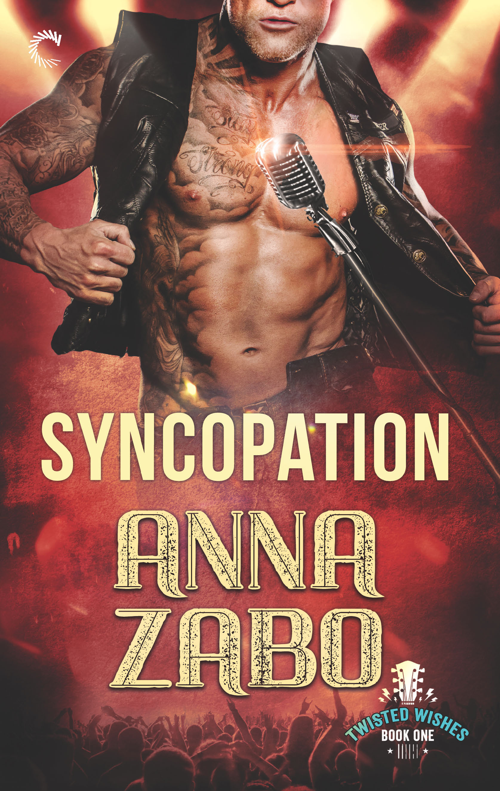 Guest Post and Giveaway: Syncopation by Anna Zabo