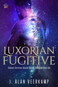 Review: The Luxorian Fugitive by J. Alan Veerkamp