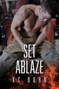 Review: Set Ablaze by K.C. Burn