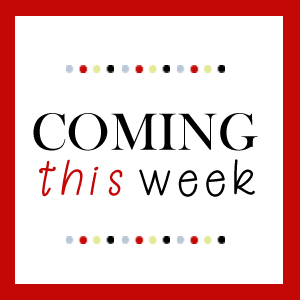 Coming This Week: Opposites Attract Week!