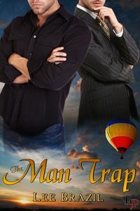 Review: The Man Trap by Lee Brazil