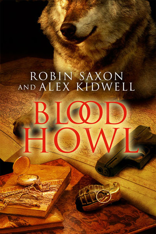 Review: Blood Howl by Robin Saxon and Alex Kidwell