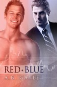 Review: Red + Blue by A.B. Gayle