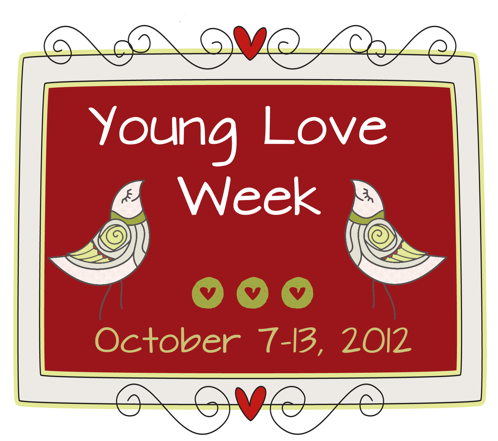 One Week Until Young Love Week