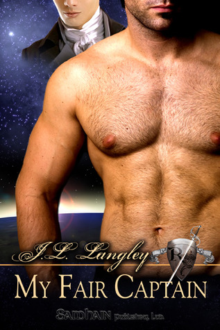 Review: My Fair Captain by J.L. Langley