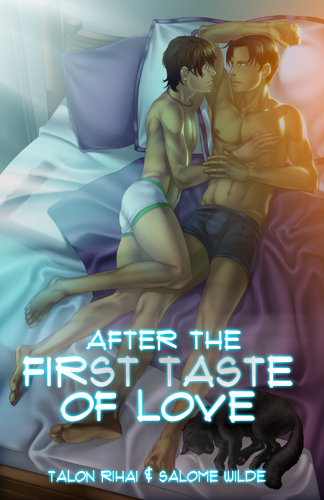 Guest Post: Hurt-Comfort Fiction and After the First Taste of Love