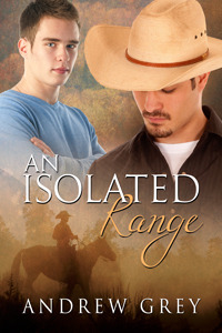 Review: An Isolated Range by Andrew Grey