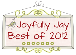 Jay's Best of 2012