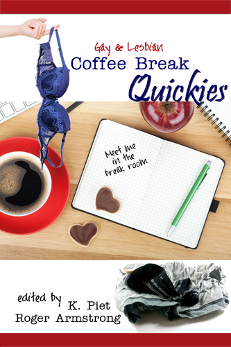 Interviews: Coffee Break Quickies with Anna Hedley and Rob Rosen