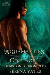 Review: Aquamarines of Courage 1 by Serena Yates