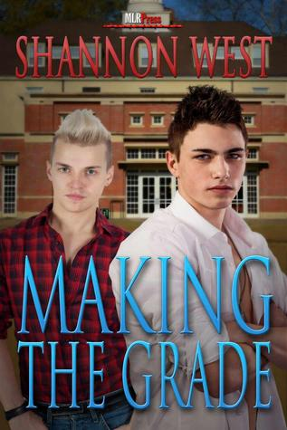 Review: Making the Grade by Shannon West