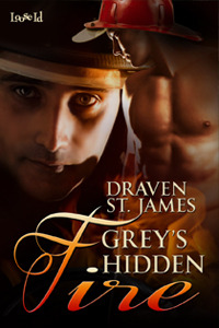 Review: Grey's Hidden Fire by Draven St. James