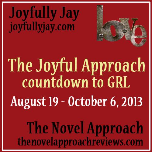 The Joyful Approach: Countdown to GRL 2013