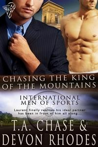 Review: Chasing the King of the Mountains by T.A. Chase and Devon Rhodes