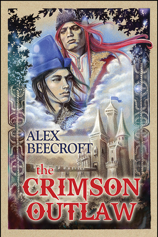 Review: The Crimson Outlaw by Alex Beecroft