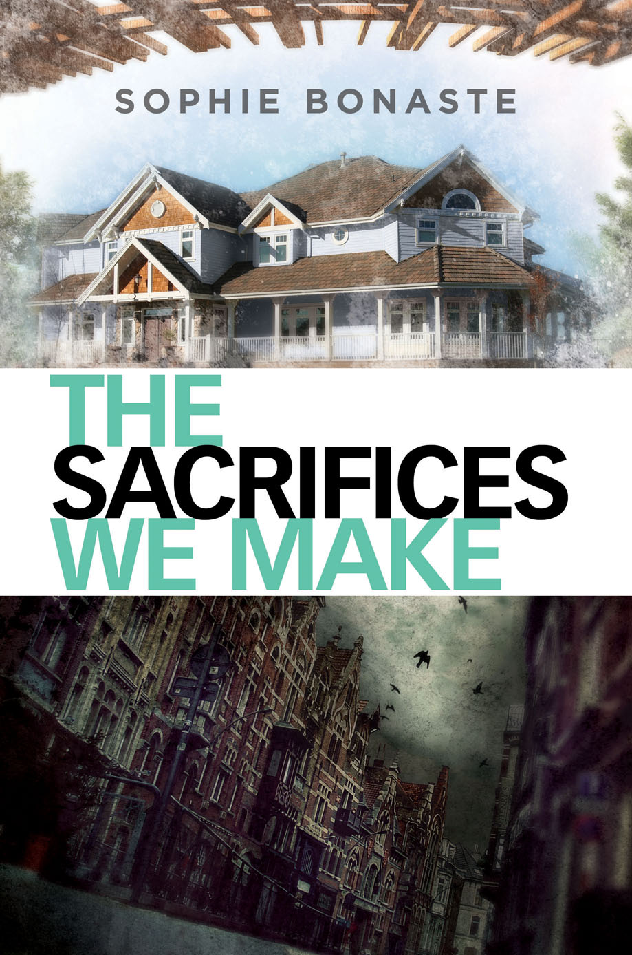 Guest Post and Giveaway: The Sacrifices We Make by Sophie Bonaste