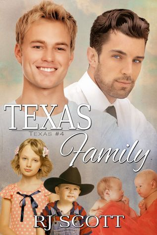 Review: Texas Family by R.J. Scott