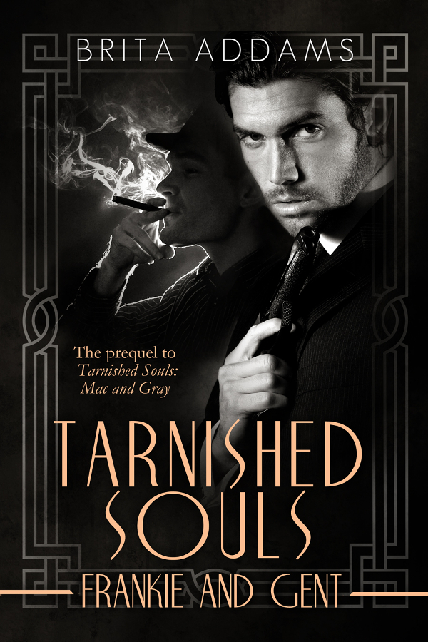 Guest Post and Giveaway: Tarnished Souls by Brita Addams